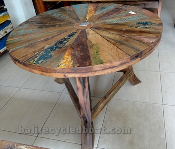 tables bali recycled boat furniture k k fax fax jaya 8